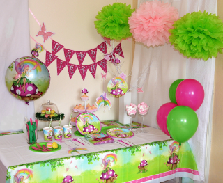 Víly party set Basic